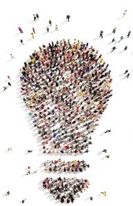 Събирането ражда идеи